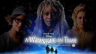 A Wrinkle in Time (2018) Movie Trailer Screens at D23 | Hollywood Reporter