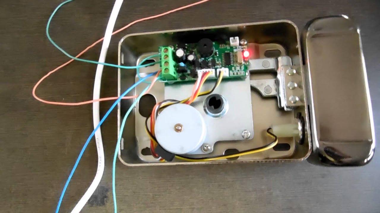 Video Door Phone with Motorised Lock for Wooden Doors & Video Door Phone with Motorised Lock for Wooden Doors - YouTube pezcame.com
