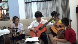 Ns. Dương Kim Dũng - Cách chọn đàn Guitar tốt