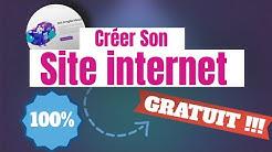 Créer un site internet gratuitement - comment créer un site internet facilement !! (2020)