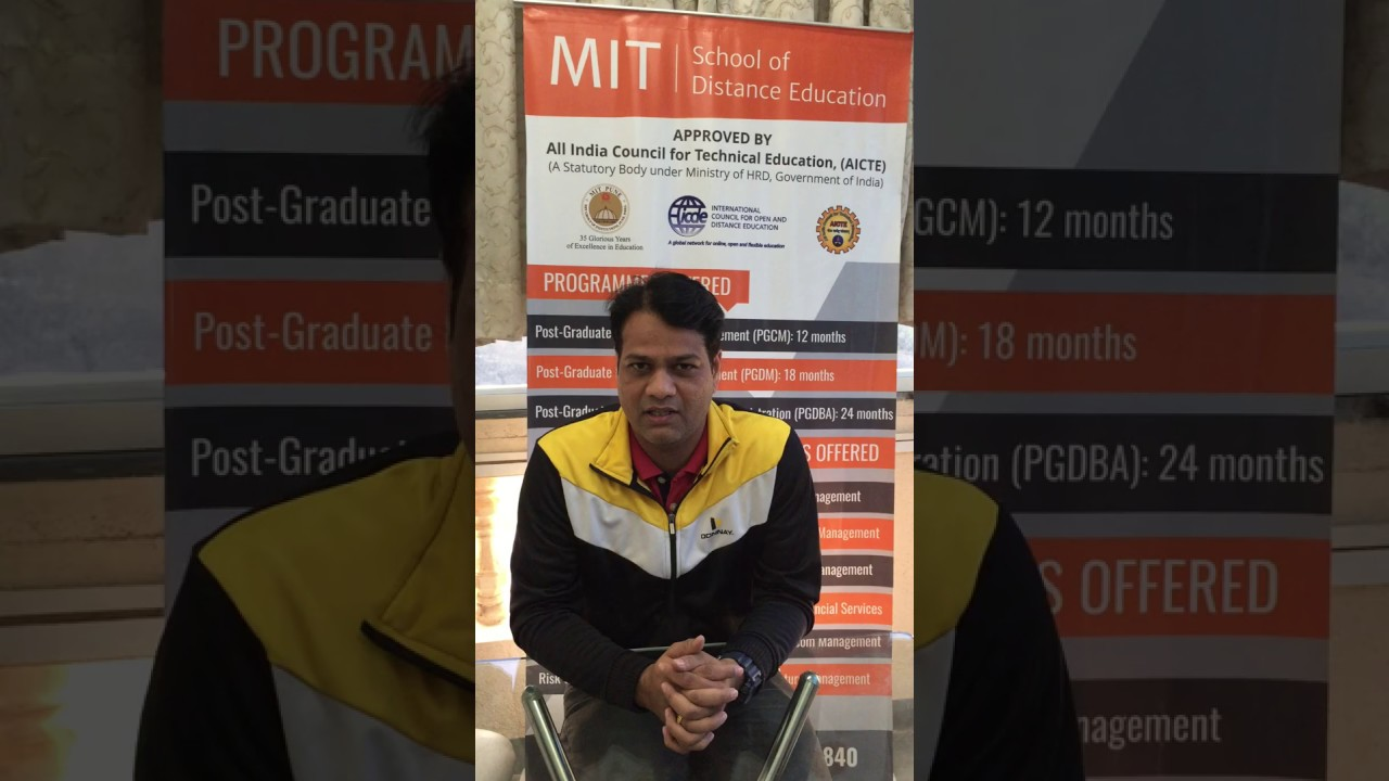 Distance Learning Courses in Management | Distance MBA Colleges