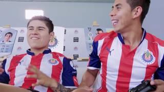 FIFA 17 | Torneo de Jugadores Profesionales | Chivas