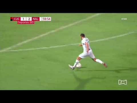 Cúcuta 1-2 Nacional: Gol Hernán Barcos I Deportes RCN
