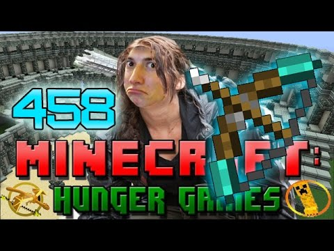 Minecraft: Hunger Games w/Mitch! Game 458 - TWO FOR THE PRICE OF ONE!