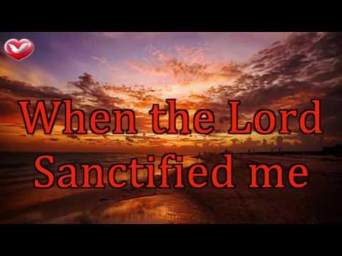 Sanctified lyrics