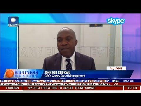 Asset Manager, Chukwu Picks On 'Arranged' 2018 Budget |Business Morning|