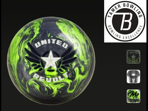 Motiv United Revolt Bowling Ball Review vs Trident, Venom Sh