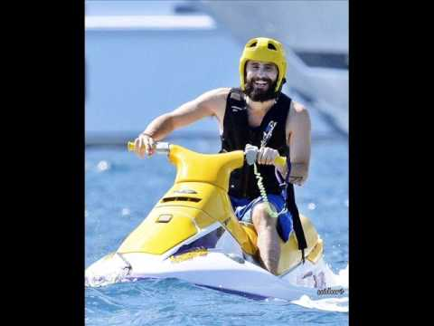 Jared Leto in Capri, Italy AXEL F (FUNNY)  PART 2