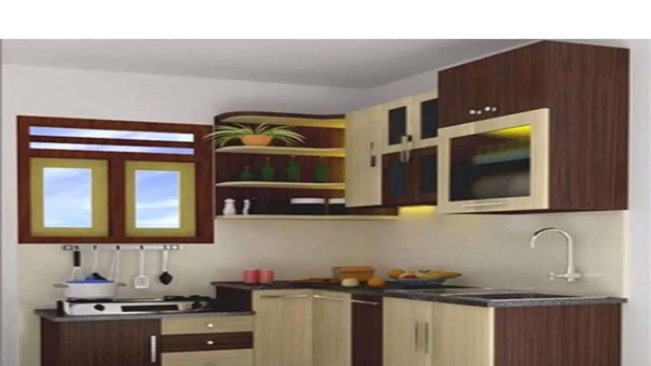 Spesial 0813 3002 0778 Kitchen Set Gantung Aluminium Youtube