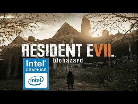 Resident Evil 7: Biohazard on Intel HD 630 |
