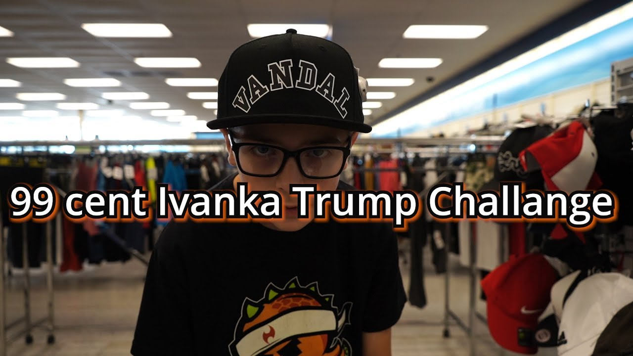 Fake Tweets Ivanka Trump 99 Cents Challange At Ross Dress For Less