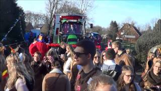 Dammer Carneval 2015 Partycops