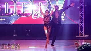 Darlin & Kelia - Bachata show | DCBX #11 aka DC Bachata Congress