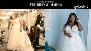 Plus Size Bridal Shop - Ivory&Main - The Bridal Diaries ep. 4