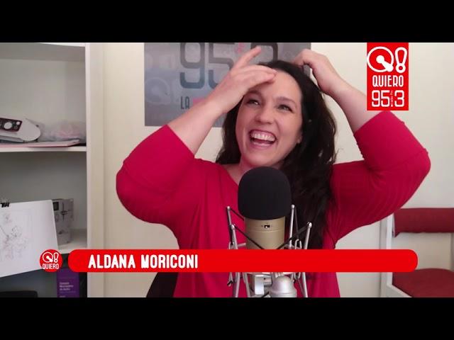 Aldana Moriconi en El Fogón de los Jueves (Nota Completa)