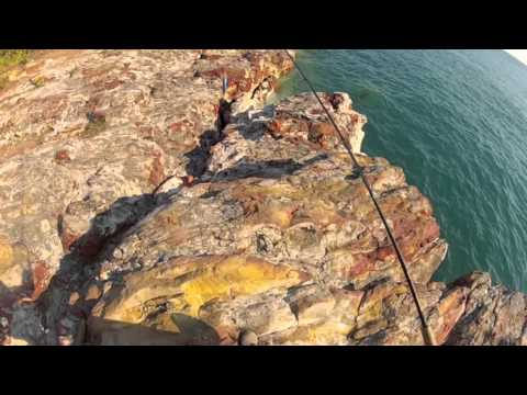 Unguided Land-based Sport Fishing Expedition In Darwin, Northern Territory, Australia
