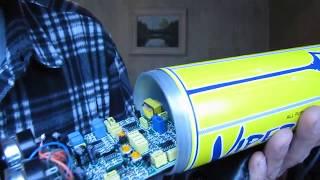 Обзор подводного металлоискателя Vipers Trident разборка подстройка