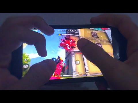 Shotgun Handcam ⚡️ iPhone 8 Plus | Free Fire Highlights 🇧🇷