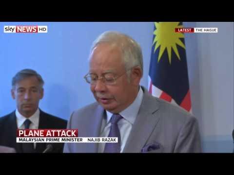 International Experts Reach MH17 Crash Site