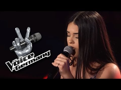 Martin Garrix & Dua Lipa  Scared To Be Lonely  Yelin Güclüdal  The Voice of Germany  Audition
