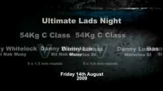 Danny Lomas vs Darren Whewell Ultimate Lads Night Out