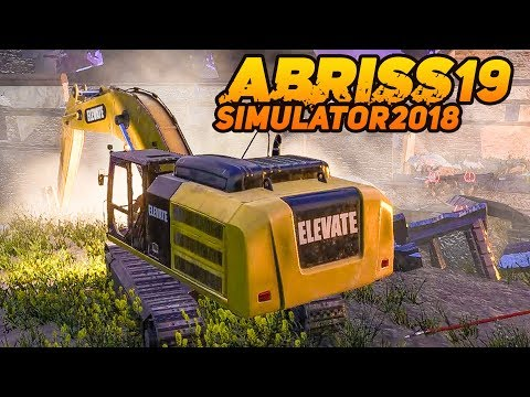 ABRISS SIMULATOR 2018 #19: KIRCHE Wird Abgerissen! | Demolish And Build 2018 Beta Deutsch