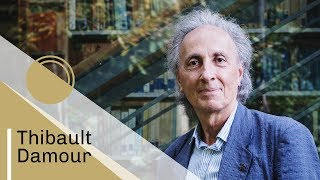 Thibault Damour, physicien | Talents CNRS
