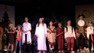 Ёлка 2017 Питер Пен Русский Детский Клуб