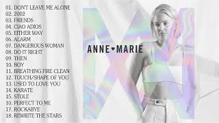 Anne Marie Greatest Hits Full Playlist 2020  - Anne Marie Full Album - Anne Marie Best Songs 2020