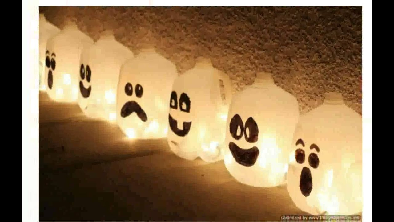 halloween decorating ideas for outside - Outside Halloween Decoration Ideas