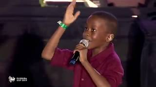 """The Melisizwe Brothers And """"Ivete Sangalo"""" (Florida Cup 2019)"""