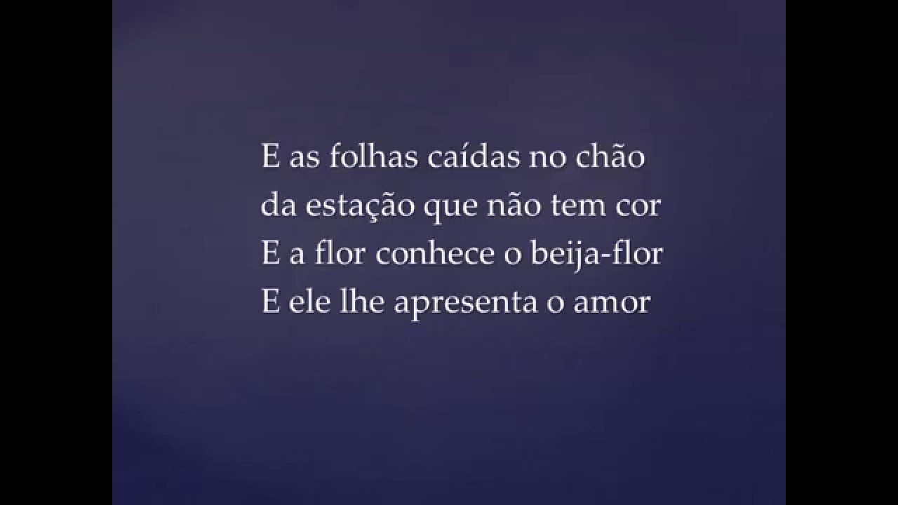 Flor de saudade the girl from ipanema pmv - 3 part 4
