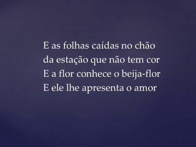 A Flor e o Beija Flor - Henrique e Juliano part. Marília Mendonça. (Música e letra).