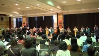 秦野オカリーナ合奏団 第11回 オカリナ「ふれ愛コンサート」での演奏...