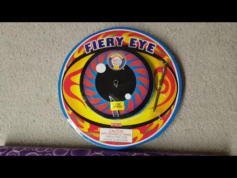 Fireworks Demo (Spinner) - Fiery Eye (Brothers) - Tribute Demo To My Cousin (R.I.P. Tony)