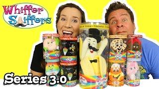 Whiffer Sniffers Series 3.0 Scented Plush & Mystery Packs
