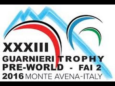 XXXIII Guarnieri International Trophy - Pre-World 2016 - Task2