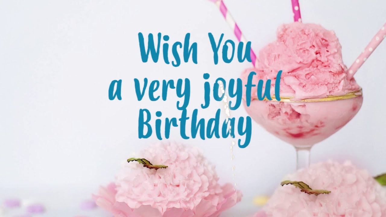 Best Happy Birthday Wishes Cute Birthday Greetings Quotes Youtube