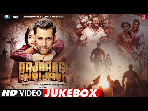 'Bajrangi Bhaijaan' Full Video Songs JUKEBOX   Pritam   T-Series