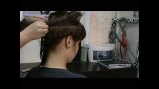 видео Наращивание волос плетением: вплетение прядей, технология, а также плюсы и минусы