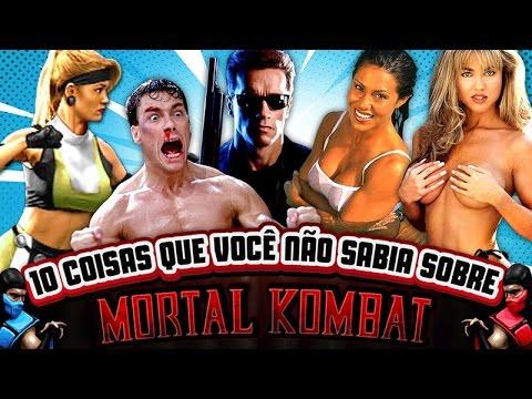 Get 10 coisas que você não sabia sobre MORTAL KOMBAT Pictures