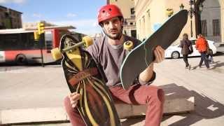 Tutorial Longboard / Skateboard - Trick Tip - Firecracker