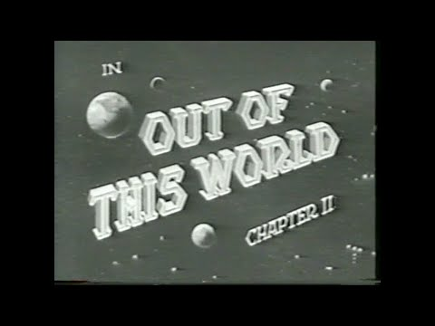 Rocky Jones, Space Rangers 1954   S01E35  Out of This World Chap 2