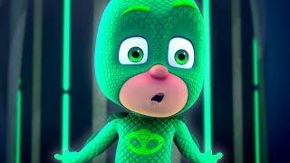PJ Masks en Español Gekko Gigante! - Recopilación de episodios completos - Dibujos Animados