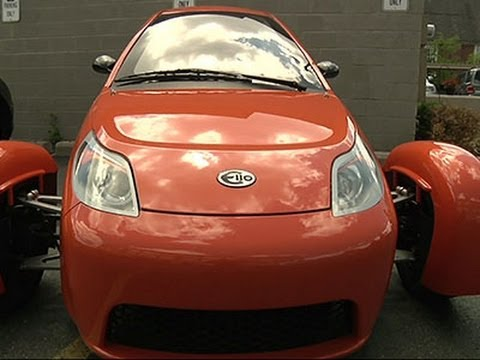 3 Wheeled Car Coming Soon To Us Roads Youtube