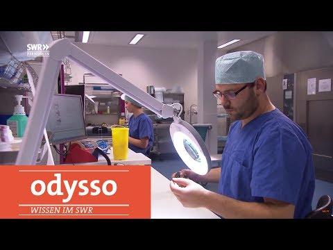 Sterilisation von Hightech-OP-Besteck | odysso