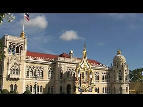 ตรวจความเรียบร้อยทำเนียบ พร้อมจัดพิธีรับพระบรมราชโองการ โปรดเกล้าฯแต่งตั้งนายกฯ 11 มิ.ย.62