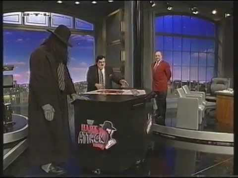 The Undertaker & Paul Bearer (german tv, 1994)