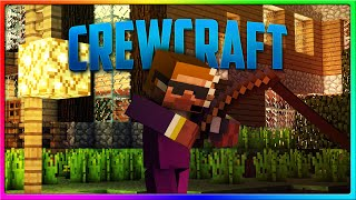 Minecraft Crewcraft - SideArms, Finish You Are House! (Season 3 Episode 4)