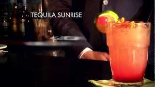 Thinkyourdrink - Come Si Prepara Il Tequila Sunrise Iba Cocktail